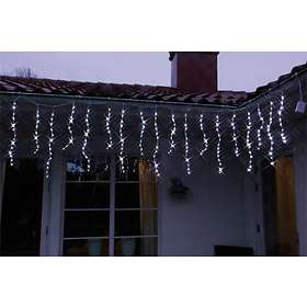 Star Trading Waterfall Icicle Gardin LED 240L