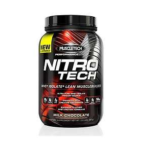 MuscleTech Nitro-Tech Whey Isolate 1.8kg