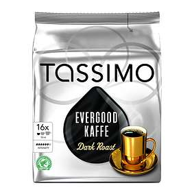 Evergood Dark roast Filtermalt 12st (kapslar)