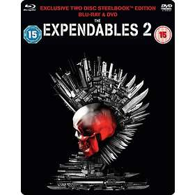 The Expendables 2 - SteelBook (UK)