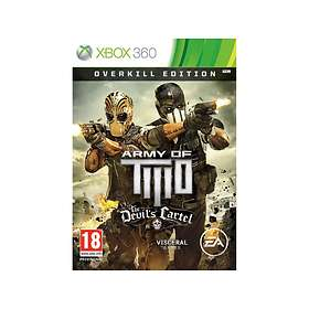 Army of Two: The Devil's Cartel - Overkill Edition (Xbox 360)
