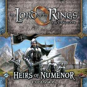 The Lord of the Rings: Kortspel - Heirs of Númenor (exp.)