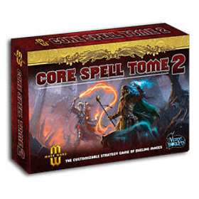 Mage Wars: Core Spell Tome 2 (exp.)