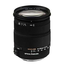 Sigma AF 18-200/3,5-6,3 DC OS for Canon