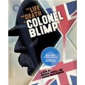 The Life & Death of Colonel Blimp - Criterion Collection (US)