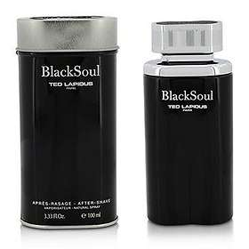 Ted Lapidus Black Soul After Shave Spray 100ml