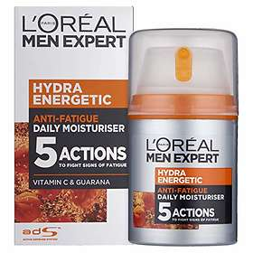 L'Oreal Men Expert Hydra Energetic Daily Intensive Moisturizer 50ml