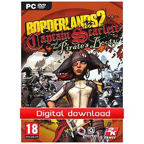 Borderlands 2: Captain Scarlett and Her Pirate's Booty (Expansion) (PC)