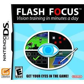 Sight Training: Enjoy Exercising and Relaxing Your Eyes (DS)