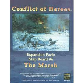 Conflict of Heroes: The Marsh (exp.)