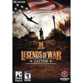 History Legends of War: Patton (PC)