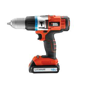 Black & Decker EGBHP188K (1x1,5Ah)