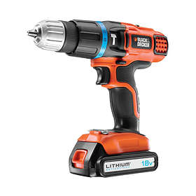 Black & Decker EGBL188KB (2x1,5Ah)