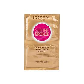 L'Oreal Paris Sublime Bronze Self Tanning Express Wipes