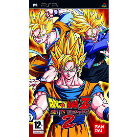 Dragon Ball Z: Shin Budokai 2 (PSP)