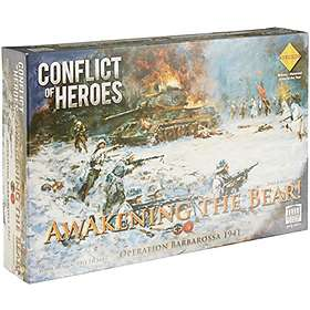 Conflict of Heroes: Awakening the Bear! (2nd Edition)