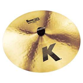 Zildjian K Dark Thin Crash 16""