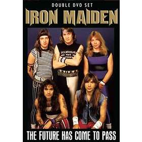 Iron Maiden: The Future has Come to Pass (2DVD)
