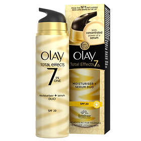 Olay Total Effects 7in1 Anti-Ageing Moisturizer + Serum SPF20 40ml
