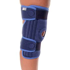 66Fit Elite Stabilized Hinged Open Patella Knee Support