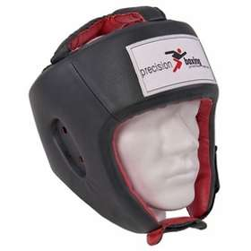 Precision Training without Cheek or Chin Boxing Head Guard