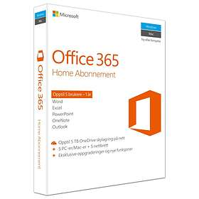 Microsoft Office 365 Home Nor