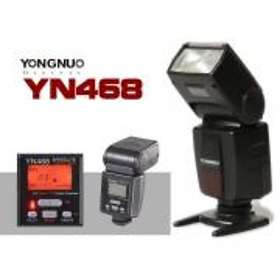 Yongnuo YN468 II for Nikon