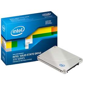"Intel 335 Series 2.5"" SSD 180GB"