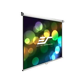 "Elite Screens Manual SRM White Case MaxWhite 16:10 109"" (234x146)"