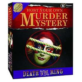 Cheatwell Games Murder Mystery: Death In The Ring