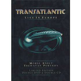 Transatlantic: Live In Europe - Limited Edition