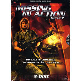 Missing In Action Box (3-Disc)