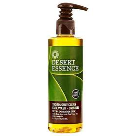 Desert Essence Thoroughly Clean Original Face Wash 235ml