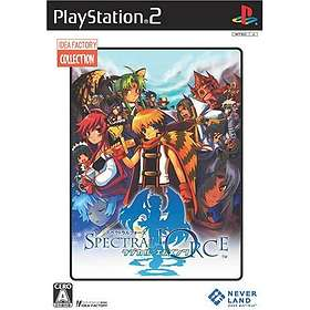 Spectral Force: Radical Elements (JPN) (PS2)