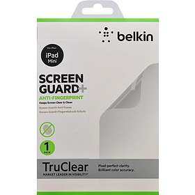Belkin TrueClear Anti-Smudge Screen Protector for iPad Mini 1/2/3