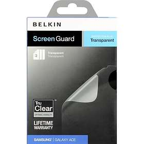 Belkin TrueClear Anti-Smudge Screen Protector for Samsung Galaxy Ace Plus