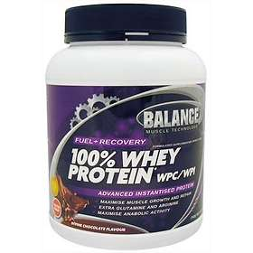 Balance Sports Nutrition 100% Whey Protein 0.75kg