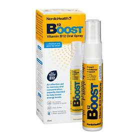 Better You B12 Boost Oral Energy Spray 25ml