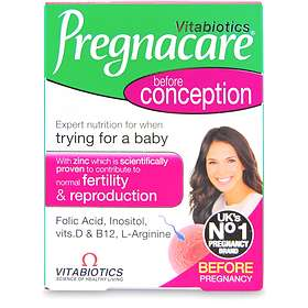 Vitabiotics Pregnacare Conception 30 Tablets