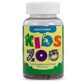 Acrilex KidsZoo Multivitamin 60 Tablets