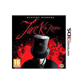Mystery Murders: Jack the Ripper (3DS)
