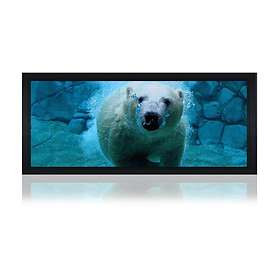 "Indigo Screens Acoustically Transparent Fixed Frame 2.35:1 120"" (281x120)"