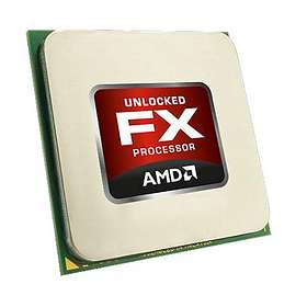 AMD FX-Series FX-4350 4.2GHz Socket AM3+ Tray