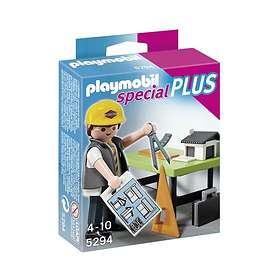 Playmobil Special Plus 5294 Architect with Planning Table