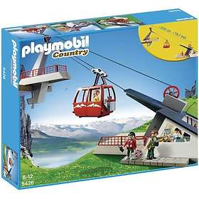 Playmobil Mountain Life 5426 Alpine Cable Car