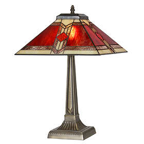 Oaks Lighting Aztec Tiffany 14