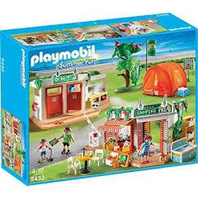 Playmobil Vacation 5432 Camp Site