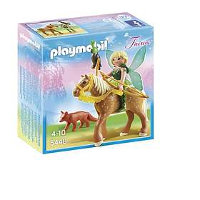 Playmobil Fairies 5448 Forest Fairy Diana with Horse