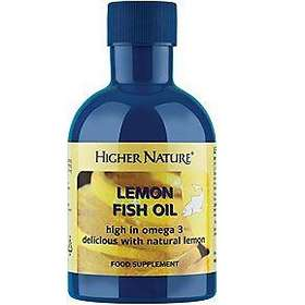 Higher Nature Fish Oil 200ml