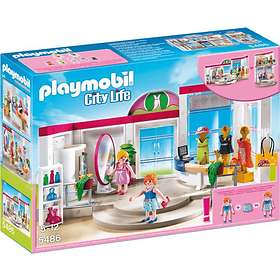 Playmobil City Life 5486 Shopping Mall Clothing Boutique